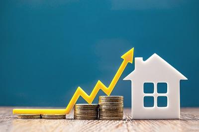 Évolution des prix de l'immobilier d'habitation en 2020